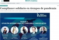 Compliance solidario en tiempos de Pandemia